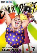 DVD Season 17 Piece 7