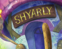 Shirley to Shyarley