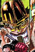 Hajrudin's Manga Color Scheme