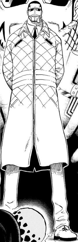 Vergo en el manga