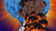 Akainu vs Block of Ice.png