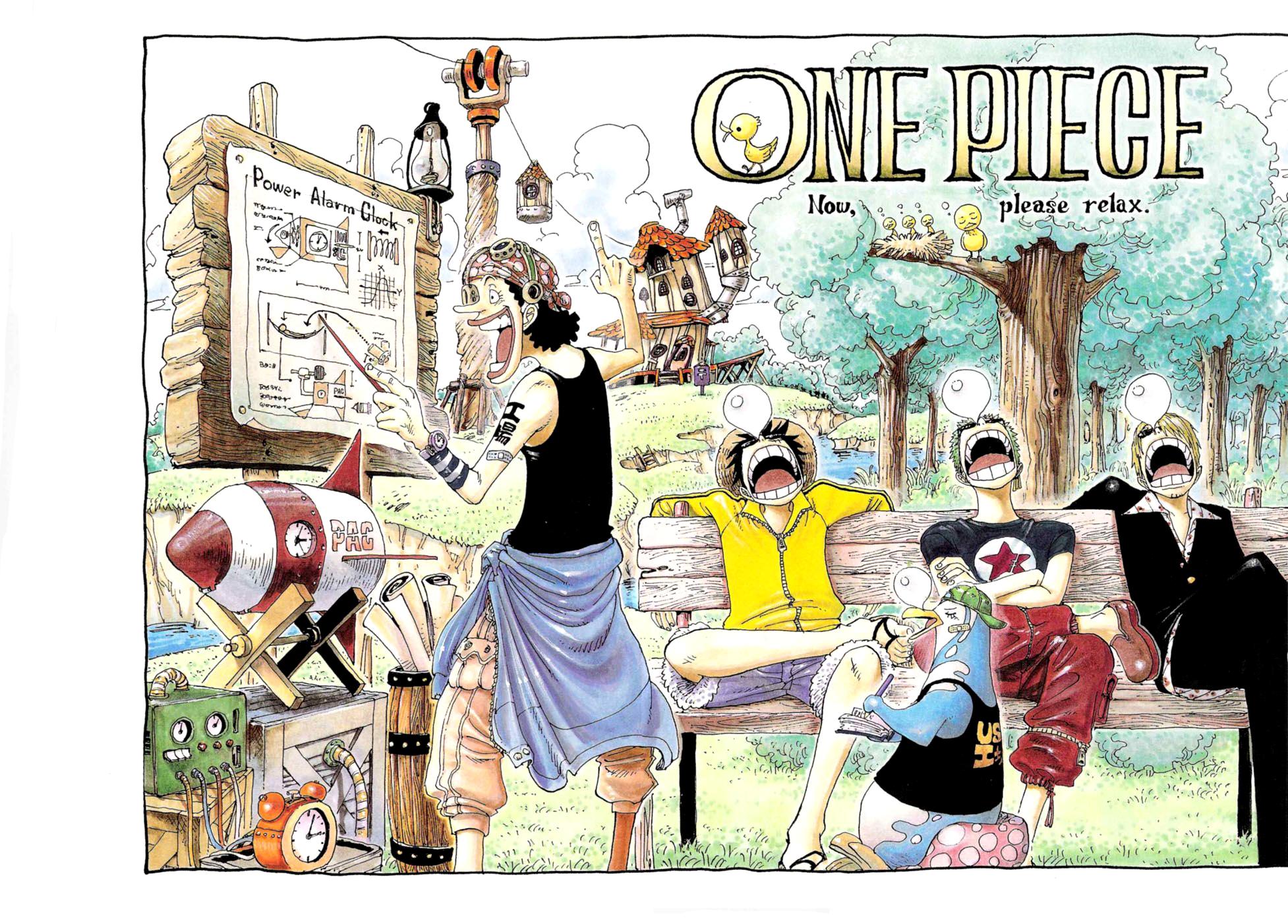 Chapter 221 | One Piece Wiki | FANDOM powered by Wikia