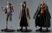 One Piece Styling Figures Ex Adversary