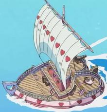 Alvida's Second Ship