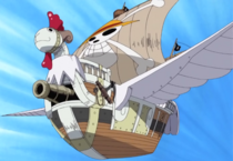 Flying Merry