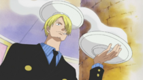 Sanji's Introduction