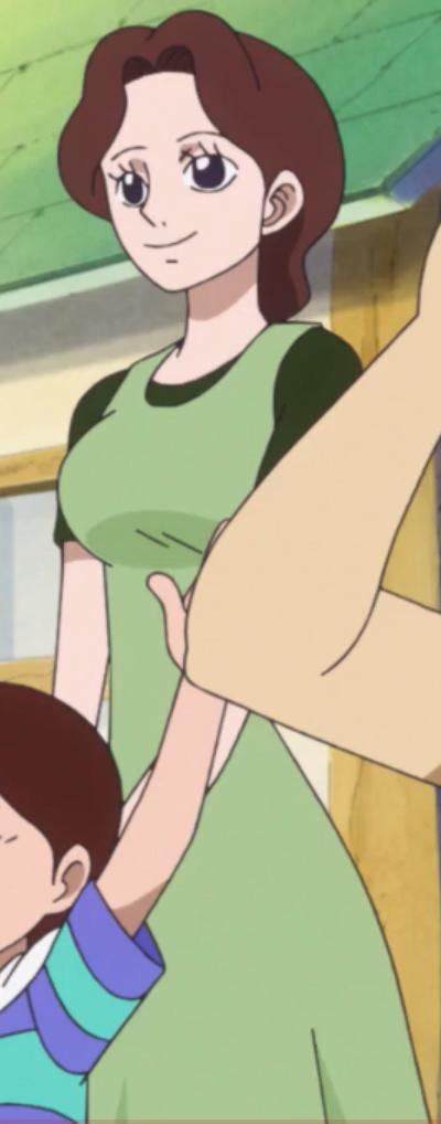 Ririka en el anime