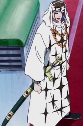 Pell en el anime