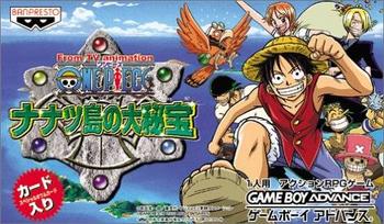 One Piece - Big Secret Treasure of the Seven Phantom Islands