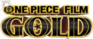 One Piece Film Gold Logo