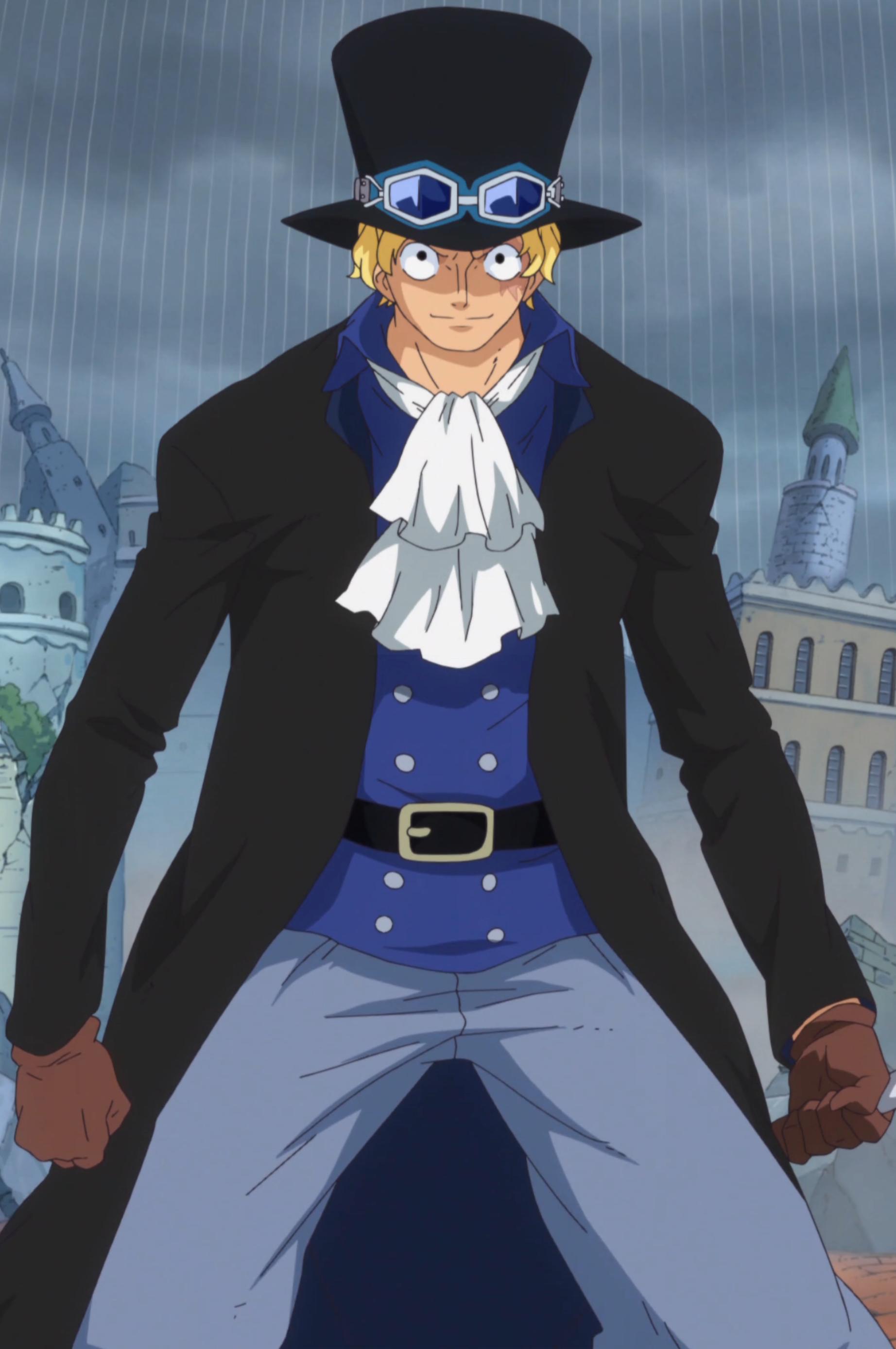 Talk:Sabo - One Piece Wiki - Wikia