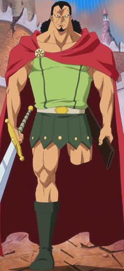 Kyros anime