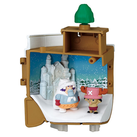 File:One Piece Memorial Log Ship Going Merry Piece 4.png