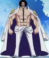 Sengoku Reverting To His Human Form.png