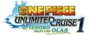 One Piece Unlimited Cruise 1 Spanish Logo