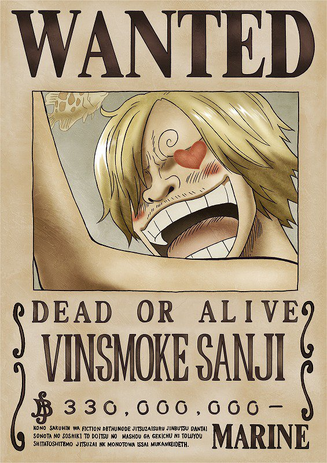 File:Sanji's Current Wanted Poster.png