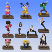 One Piece Full Color R Gashapon Set 2