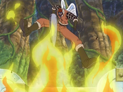 Shura Attacks Chopper and Merry.png