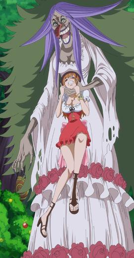 Charlotte Brûlée en el anime