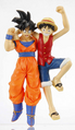 DreamDBZxOP1GokuLuffy