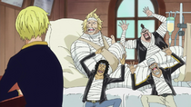 Duval Meets Sanji After Two Years