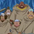 G-5's unnamed sailors