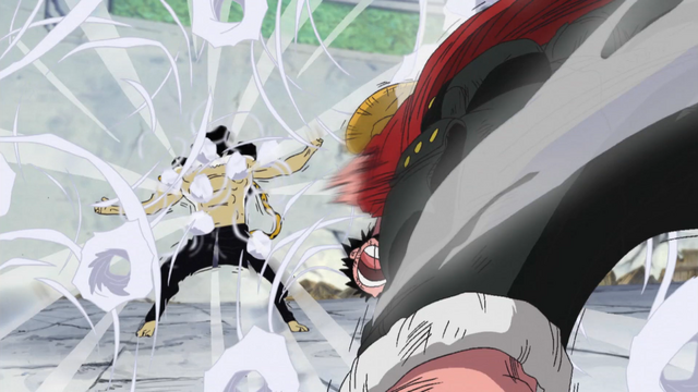 File:Luffy Using Jet Gatling on Lucci.png