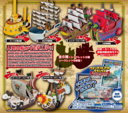 One Piece Super Ship Collection Best