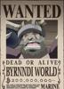 Byrnnidi World former bounty