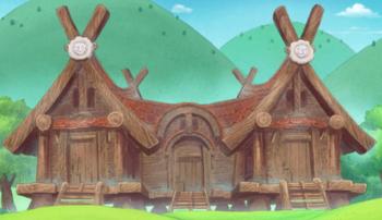Sheep's House