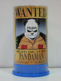 CharaColleCan Pandaman