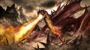 Smaug the terrible 1920 x 1080 wallpaper by skinny3829-d7rr2wt
