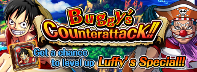 Buggy's Counterattack