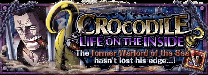 Crocodile Life on the Inside Banner