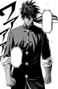 Suiryu about to fight Saitama