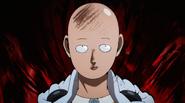 Saitama scary face