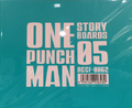 One Punch Man Vol. 5 Storyboard Booklet