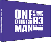 One Punch Man Vol. 3 Storyboard Booklet