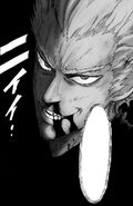 Garou bleeding