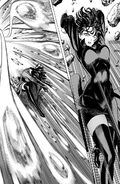 Fubuki fights