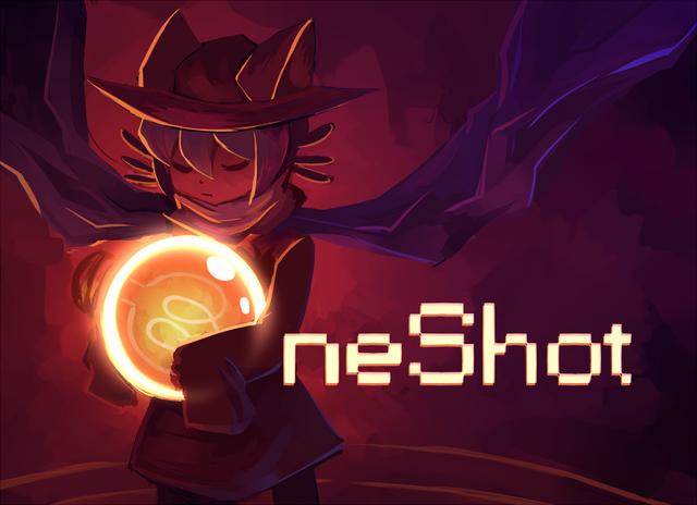 File:OneShot game poster.png