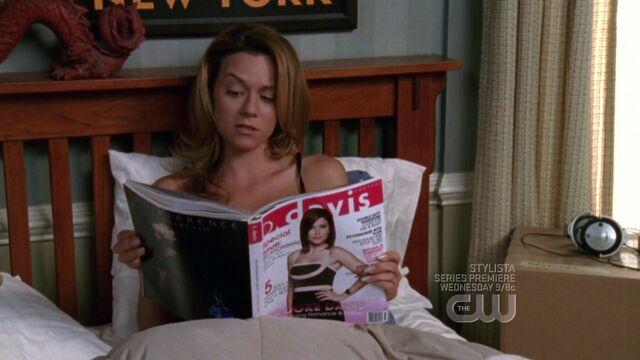 File:607 P reads b davis magazine.jpg