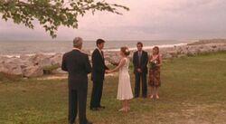 Naley 1 wedding