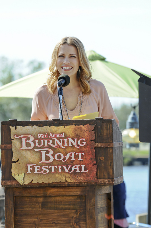 Burningboat