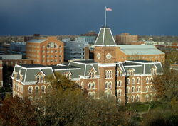 University Hall, The Ohio State University (Columbus, Ohio)