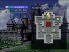 Castle without add extensions