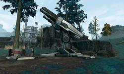 V-17 Artillery