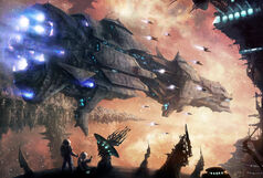 Epic sci fi art imaginefx tutorial by moonxels-d4xtmbc