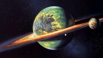 Enki (planet)