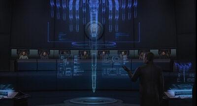 Galactic Council High Council